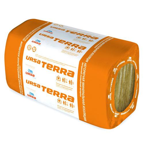 Плиты теплоизоляционные URSA Terra 34PN 1000-610-50(6,1кв.м)/36 (в уп 10шт) по выгодной цене