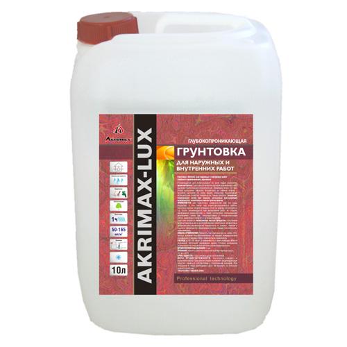 Грунт универсальный Akrimax 10 л по выгодной цене