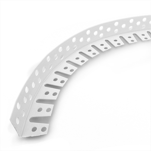 Профиль ПВХ арочный 23х23 перф 2,7 м. (200 штук в уп) по выгодной цене