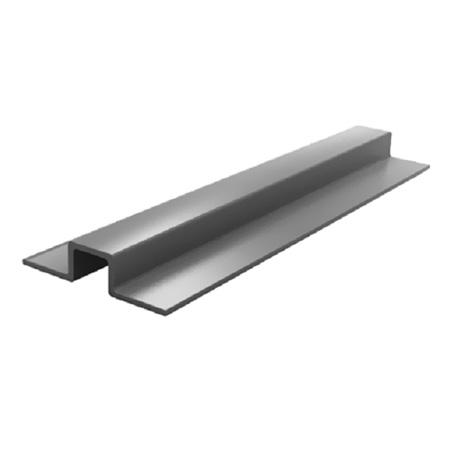 Профиль вертикальный декоративный 11х10х63 3м 0,45 RAL по выгодной цене