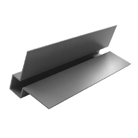Профиль угловой декоративный 12х9,5х3м 0,45 RAL по выгодной цене