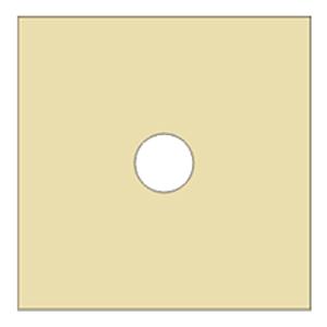 Прокладка паронитовая 90х80 1,5 по выгодной цене