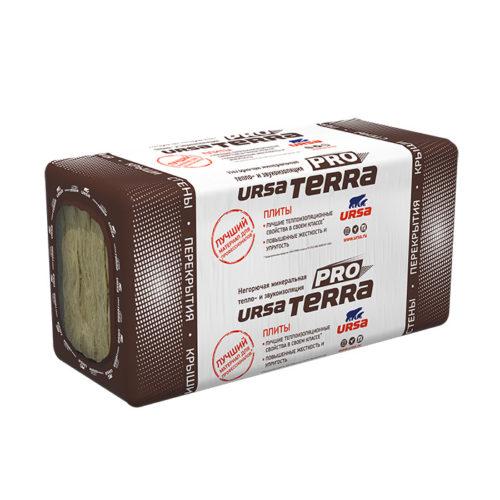 Плиты теплоизоляционные URSA Terra 34PN 1000-610-50(6,1кв.м)/36 по выгодной цене