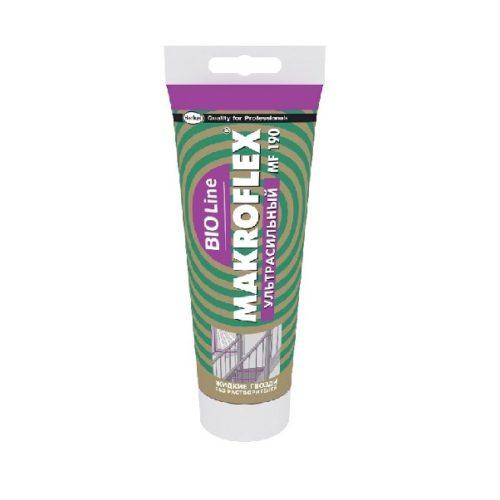 Клей Макрофлекс Bio Line МF190 ультрасильный прозрачный 280 гр., 1/12/100 по выгодной цене