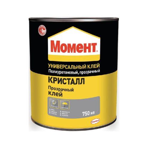 Клей Момент Кристалл 750 мл 1/6 1781022 по выгодной цене