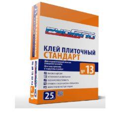 Клей плиточный РусГипс №13 25кг