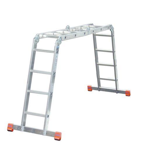 Лестница трансформер 4х4 ступени по выгодной цене