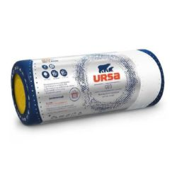 Маты теплоизоляционные URSA Glasswool M-11Ф 12500х1200х50 15м2
