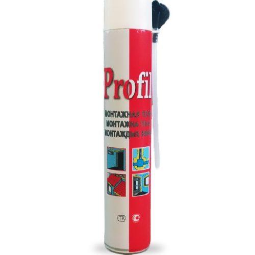 Пена монтажная ручная Соудал Profil 12х750мл 130711 по выгодной цене