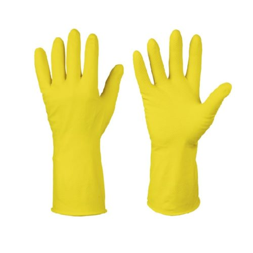 Перчатки латексные хозяйственные (XL), пар по выгодной цене