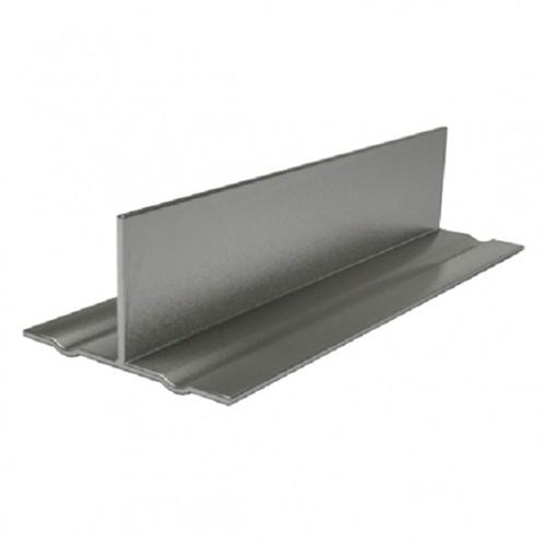 Профиль вертикальный фасадный Т-образный 65х50х3 1,0 по выгодной цене