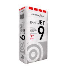 Шпатлевка финишная полимерная DANO JET9 (20кг)/48