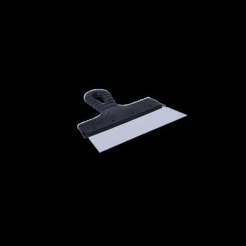 Шпатель 200 мм из нержавеющей стали с пластмассовой ручкой по выгодной цене