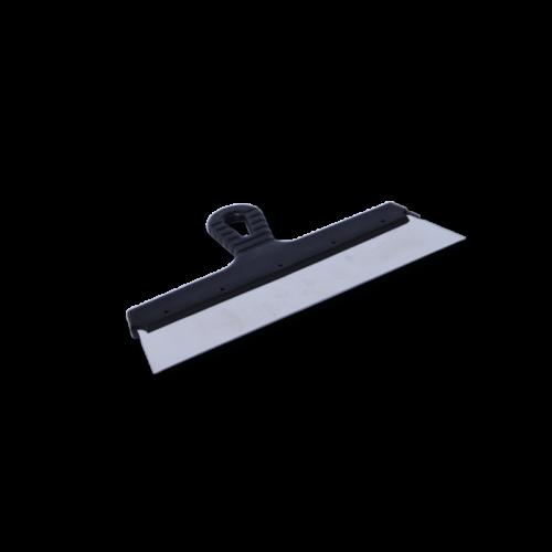 Шпатель 300 мм из нержавеющей стали с пластмасовой ручкой по выгодной цене