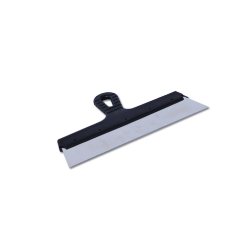 Шпатель фасадный из нержавеющей стали, 300 мм, пластмассовая ручка // Россия по выгодной цене