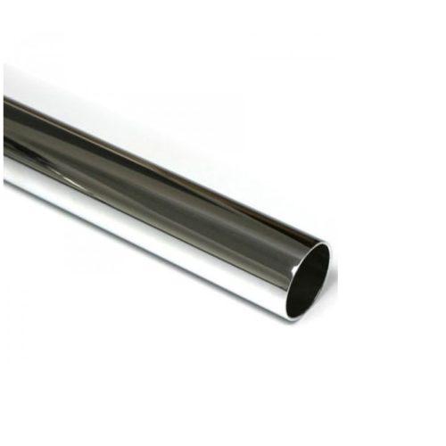 Труба d=50мм х 3 м х 0.9 мм, 24701.300 сталь, хром К, шт по выгодной цене