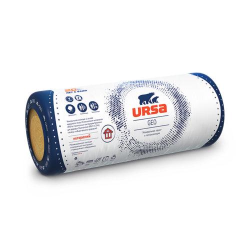 Маты теплоизоляционные URSA Glasswool  M-11Ф 12500x1200x50, 15 кв.м по выгодной цене