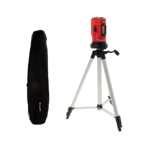 Уровень лазерный, 100 мм, штатив 1260 мм, самовыравнивающийся  //MATRIX, шт по выгодной цене