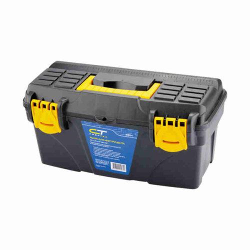 Ящик для инструмента СИБРТЕХ 410х215х197мм 16″ пластик по выгодной цене