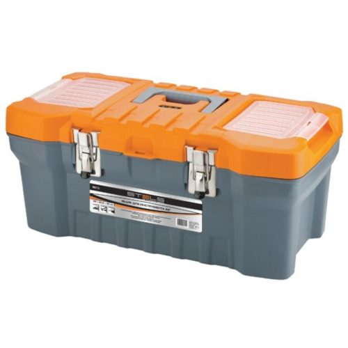 Ящик для инструмента STELS 17,5х21х41 16″ с мет. замками по выгодной цене