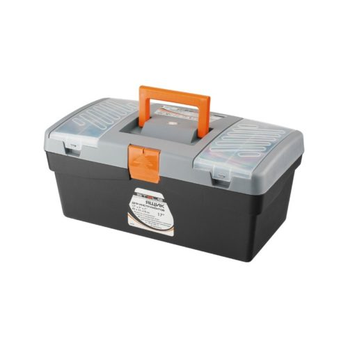 Ящик для инструмента STELS 420 х 220 х 180 мм 17″ пластик по выгодной цене