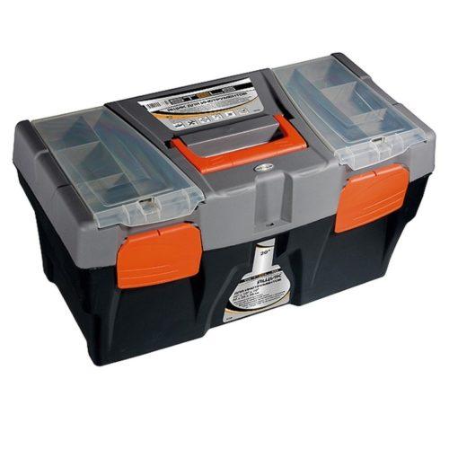 Ящик для инструмента STELS 590 х 300 х 300 мм 24″ пластик по выгодной цене