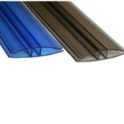 Комплектующие для поликарбоната SUNNEX