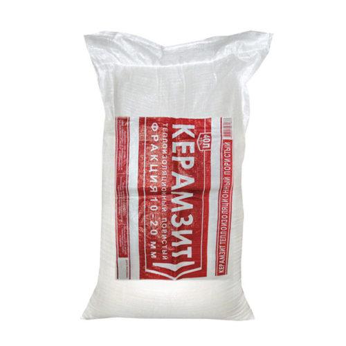 Керамзит 5-10 мешок 0,04 м3 по выгодной цене