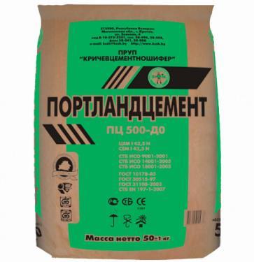 Портландцемент Подгорецкий 500Д0 ТУ, 50 кг/34 по выгодной цене
