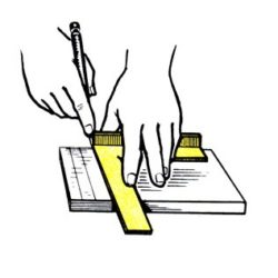 Разметочный инструмент