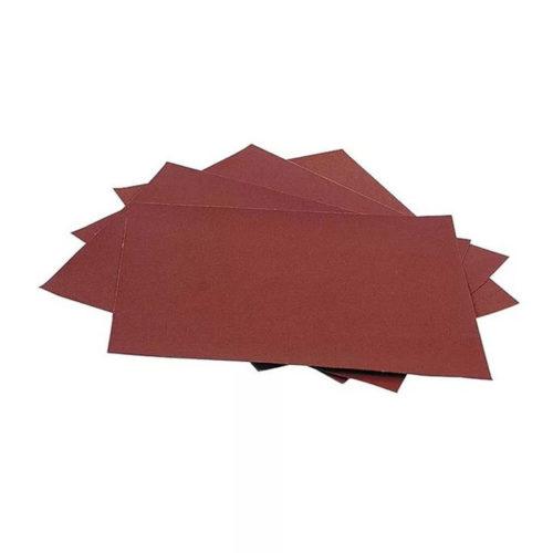 Бумага шлифовальная водостойкая 888 230х280мм Р60 напыление из оксида алюминия (10л) 5060060 по выгодной цене