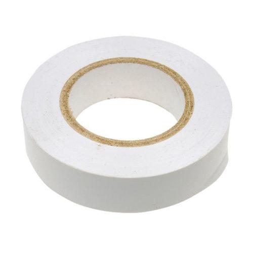 Изолента ПВХ 15мм х 10м, белая Сибртех по выгодной цене