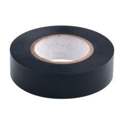 Изолента ПВХ 19мм х 20м черная Сибртех