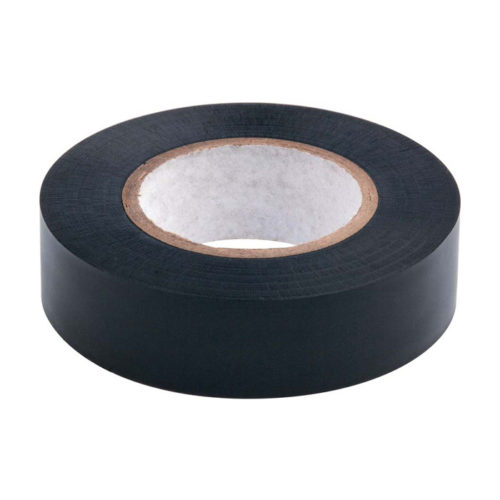 Изолента ПВХ 19мм х 20м черная Сибртех по выгодной цене