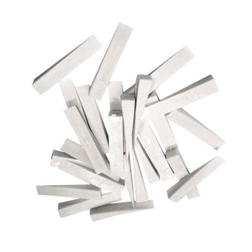 Клинья пластиковые распорные для корректировки при укладке напольных покрытий 20 шт MATRIX по выгодной цене
