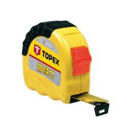 Рулетка, стальная лента 3 м x 16 мм TOPEX