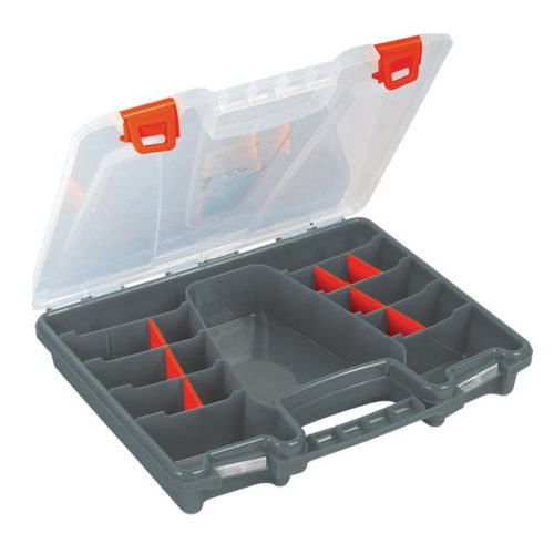 Органайзер 370х280х60 мм, пластик// STELS Россия по выгодной цене