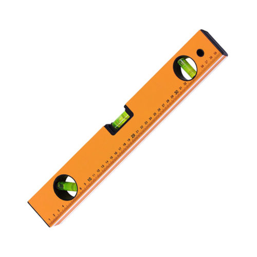 Уровень алюминиевый скелетный желтый 888, 3 глазка, магнитный, линейка 120см 3018812 по выгодной цене