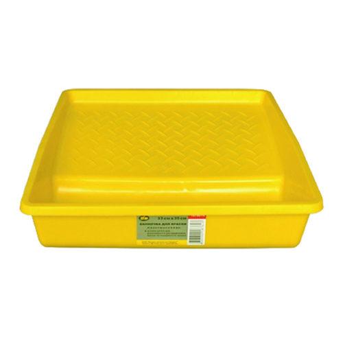 Ванночка для краски 888 пластмассовая 15х29 см 1872014 по выгодной цене