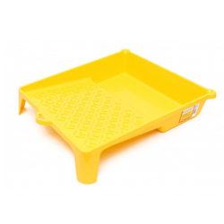 Ванночка для краски 888 пластмассовая 33х34 см желтая 1876019