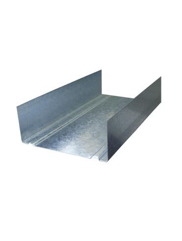 Профиль перегородочный направляющий ПН 100х40х3м 0,4 (2 сорт) по выгодной цене