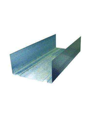 Профиль перегородочный направляющий ПН 75х40х3м 0,37 (2 сорт) по выгодной цене