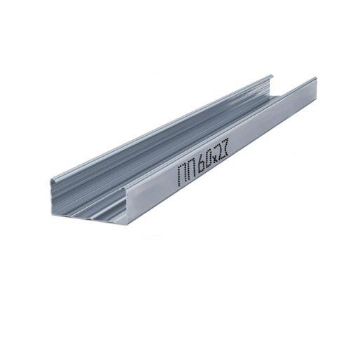 Профиль потолочный ПП 60х27х3м 0,4 (2 сорт) по выгодной цене