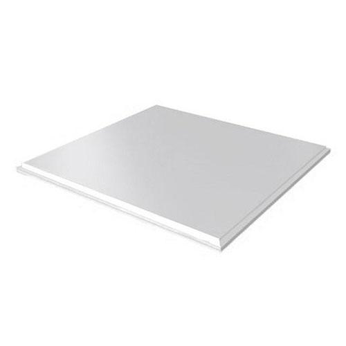 Плита потолочная алюминевая SKY T24 белый матовый 12,24 кв.м Tegular уп 34шт по выгодной цене