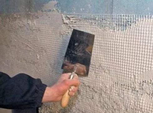 шпаклевка стен из гипсокартона под обои своими руками с армированием