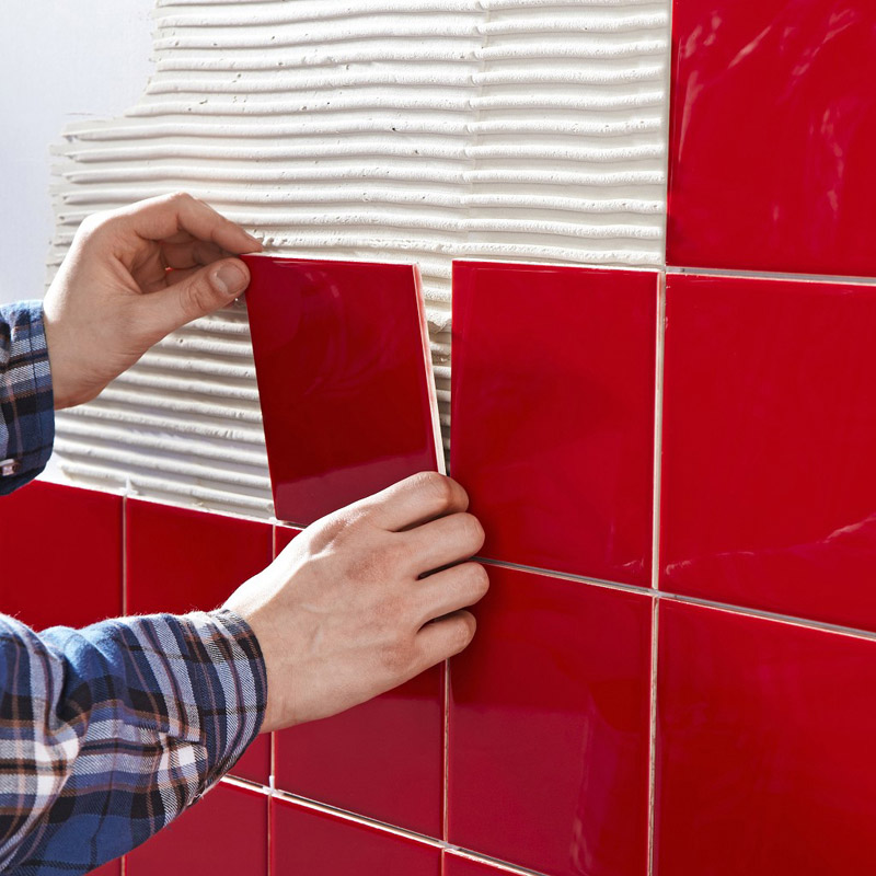 Укладка плитки на гипсокартон в ванной комнате