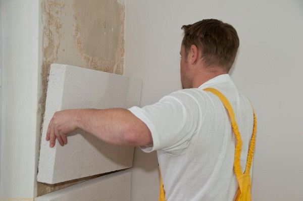 Технология теплоизоляции стен изнутри и виды утеплителей