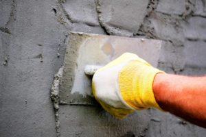 цементная штукатурка дешево