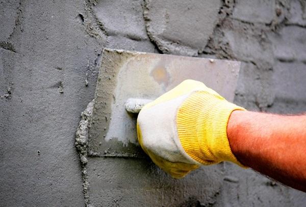 Цементная штукатурка: как разводить, как наносить, где купить