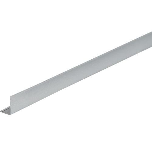 Профиль угловой пристеночный PRIMET 24*19*3000 al Металлик по выгодной цене